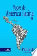 Voces de AmŽrica Latina II