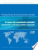 World Economic Outlook, October 2017