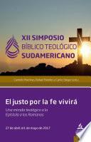 XII Simposio Bíblico Teológico Sudamericano
